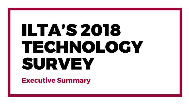 ILTA-Report