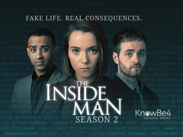 February Content Update: Including Season 2 of Netflix-Style Series 'The Inside Man'