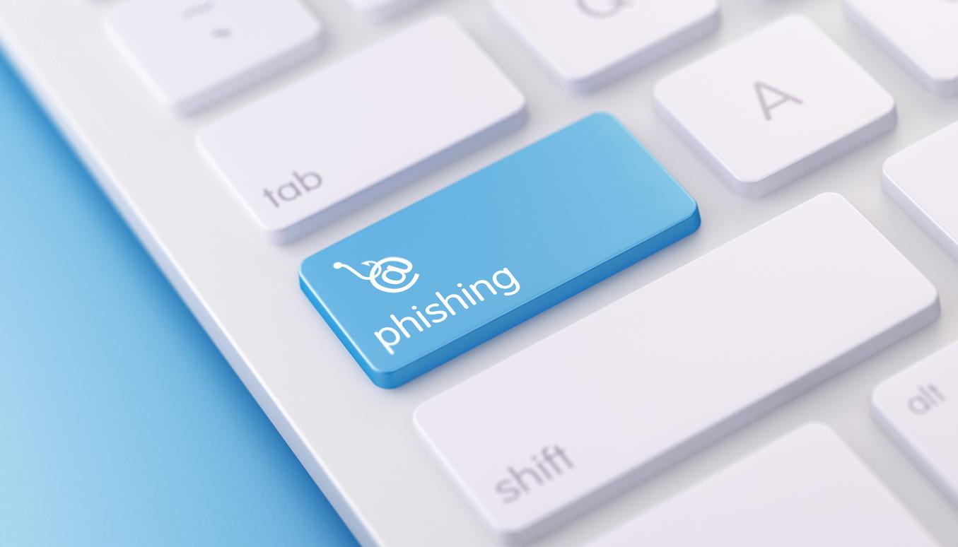 Phishing Attacks Surged