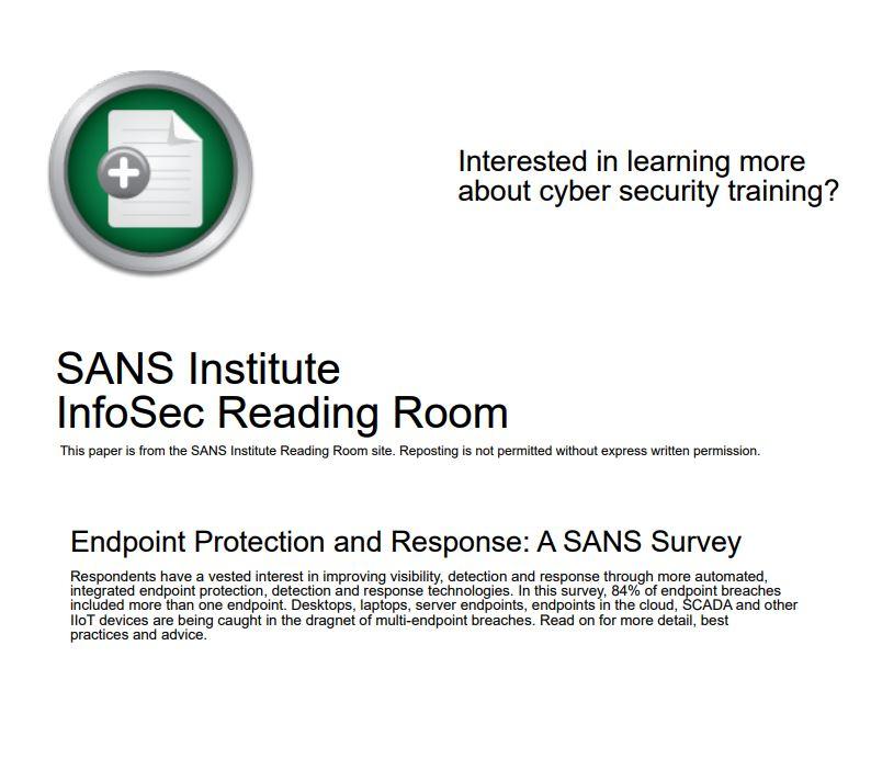 SANS_endpoint