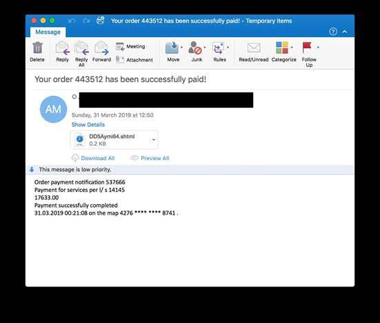 SHTML-Phishing