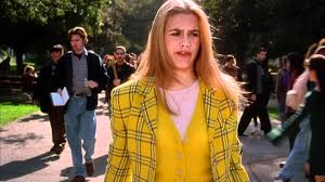 """Screen shot from movie """"clueless"""""""