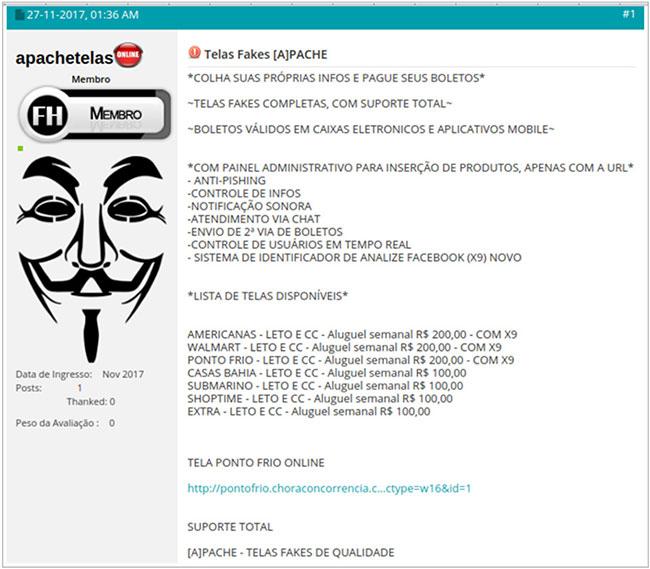 Darkweb-phishingkit-sale
