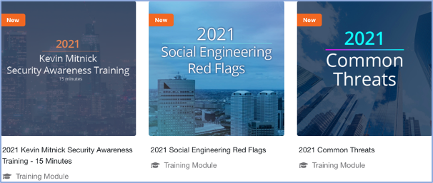 [ModStore Release] New 2021 Versions of 3 Flagship Courses Now Live!