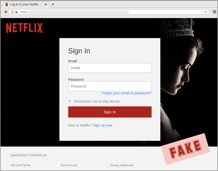 nf-3  - nf 3 - The Most Sophisticated Netflix Phishing Yet