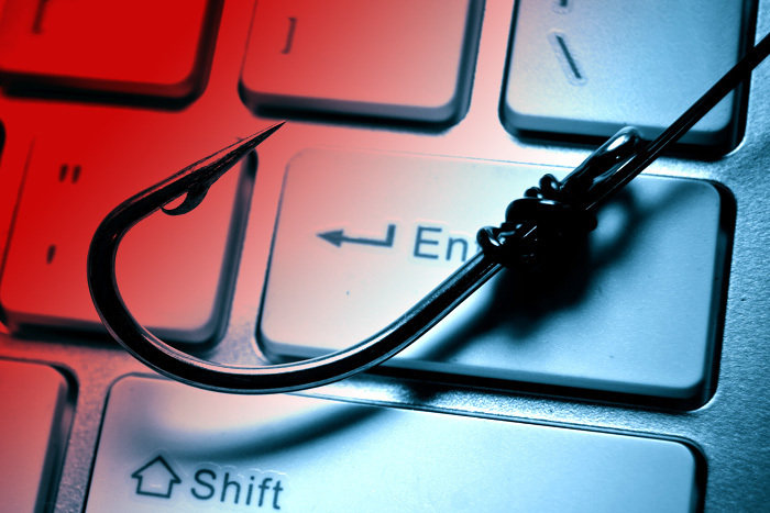 phishing hook