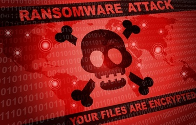 Ransonware-attack