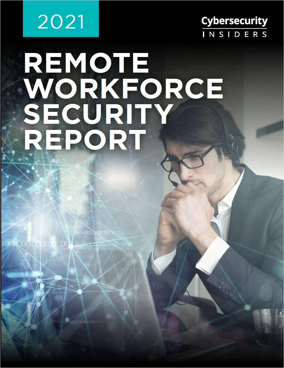 New Release: 2021 Remote Workforce Security Report